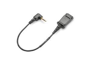 Imagen 1: Cable Plantronic gama H QD a 2.5mm