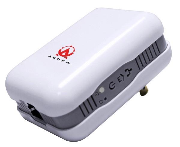 Imagen 1: PLC Asoka Pluglink a 500MB (PL9671-A2)