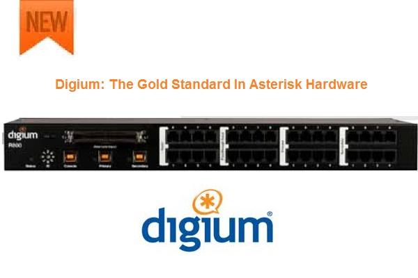 Imagen 1: Digium R800, appliance failover analógico