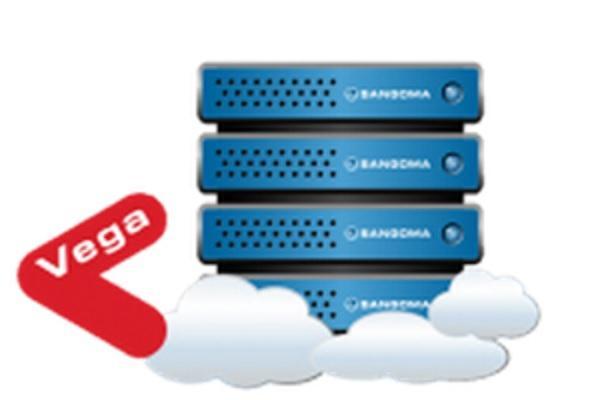 Imagen 1: Sangoma Vega Enterprise SBC VM soft. 100 sesiones