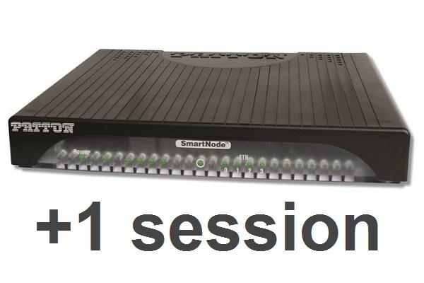 Imagen 1: Patton Licencia upgrade 1 sesión adicional SN5300