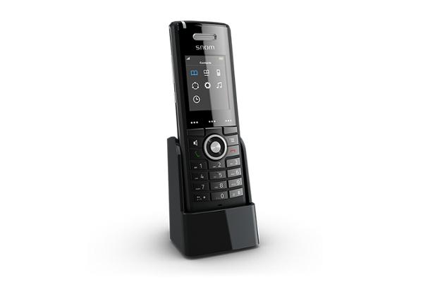 Teléfono inalámbrico Snom