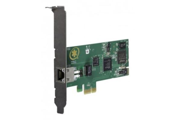 Tarjeta Digium TE133 con puerto 1 PRI, PCIe y Echo Cancel