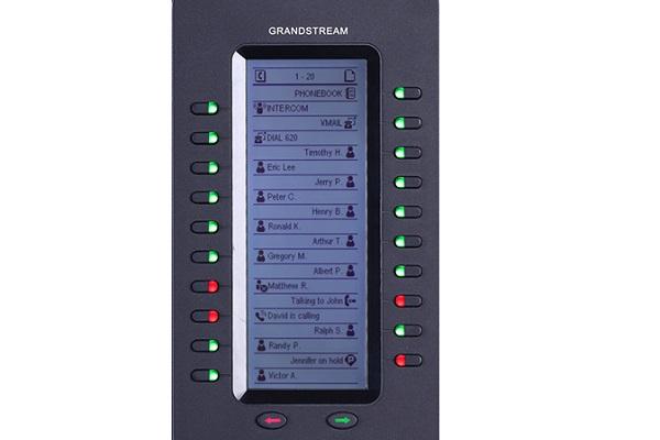 Imagen 1: Teclado Grandstream GXP-2200EXT