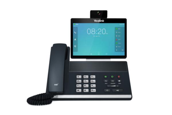 Videoteléfono Yealink VP59 con pantalla multitáctil de 8'' a color ya disponible en la tienda online de Avanzada 7