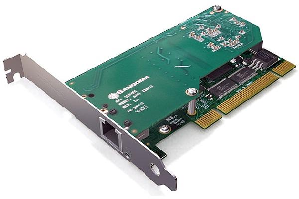 Imagen 2: Tarjeta Sangoma A101 1E1 PCI (A101)
