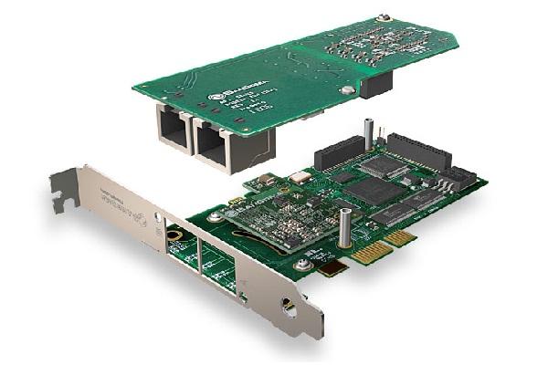 Imagen 2: Tarjeta Sangoma A102E (2E1 PCI Express)