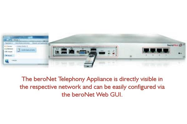 Imagen 2: Appliance Beronet L - 2 GSM