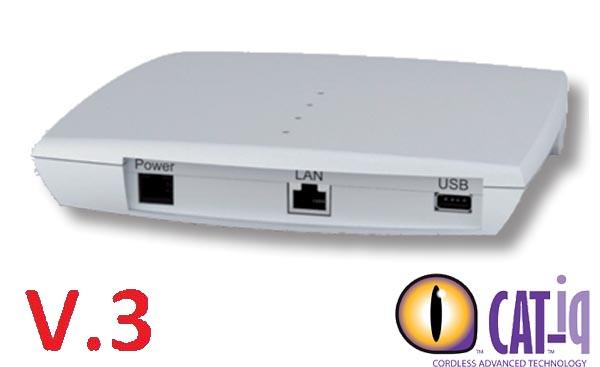 Imagen 2: Antena interior Mitel dual DECT RFP 43 IP