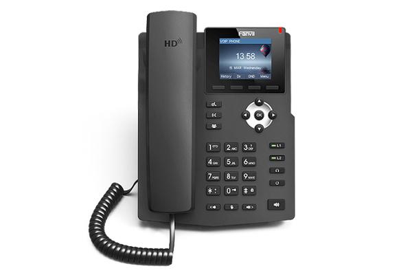 Imagen 2: Teléfono IP Fanvil X3SP PoE