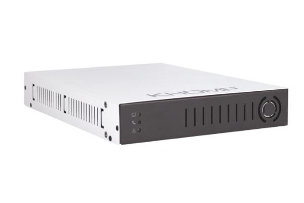 Gateway Khomp UMG FXS 240 con cancelación de eco y CDR personalizable ya disponible en Avanzada 7