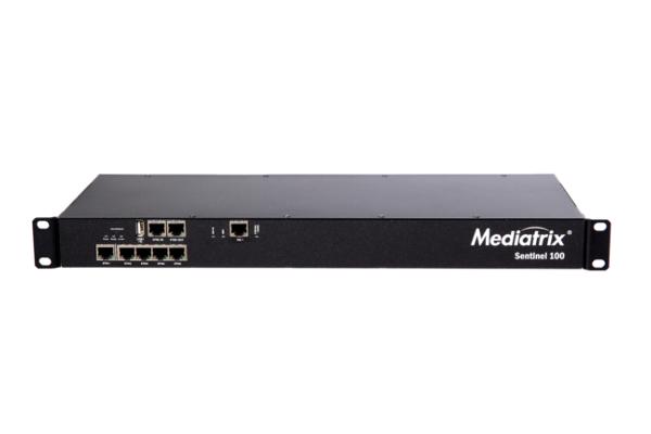 Gateway Mediatrix con SBC que incorpora 1 puerto USB y capacidad para hasta 150 canales VoIP simultáneos