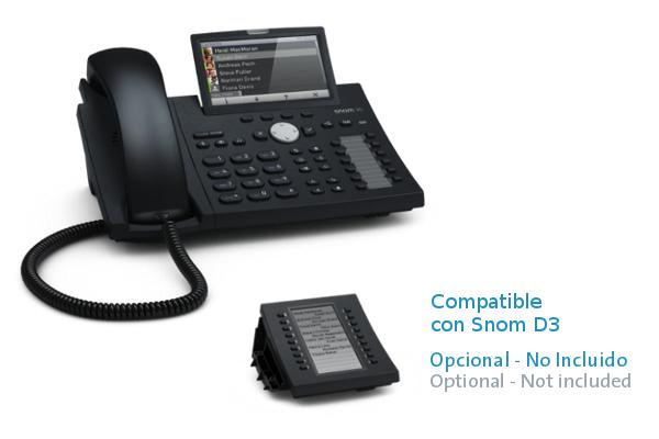 Teléfono D375 + D3