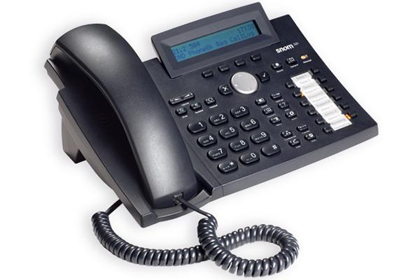 Imagen 2: Teléfono IP Snom 320