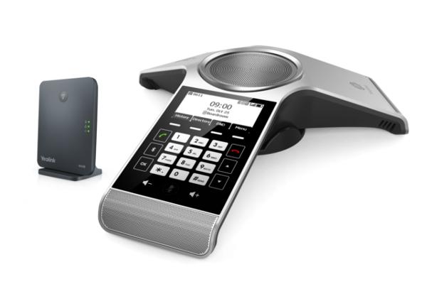 Terminal de conferencia Yealink CP930W con sincronización vía Bluetooth 4.0 y puerto USB ya disponible en Avanzada 7