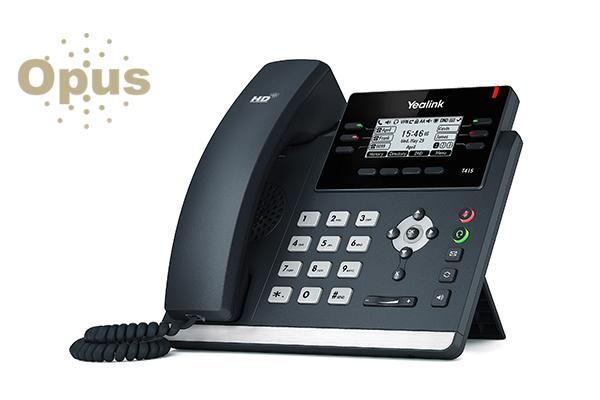 Teléfono IP Yealink T42S con BLF, indicadores LED y Gigabit ya disponible en Avanzada 7