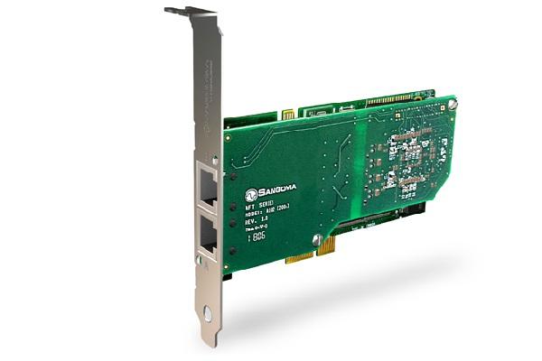 Imagen 3: Tarjeta Sangoma A102DE (2E1 PCI Express Echo Cancel)