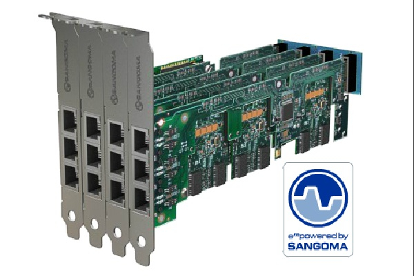 Imagen 3: Tarjeta Sangoma A500 Base+rémora PCI-e + E.C.