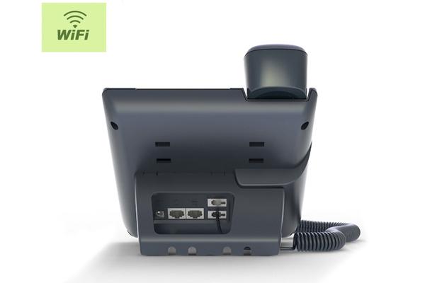 Teléfono IP Sobremesa ATCOM A10W con tecnología Full Dúplex
