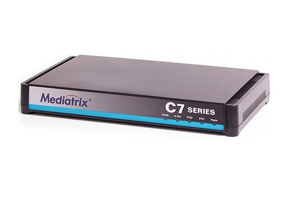 Imagen 3: Gateway Mediatrix C731 (4 FXS + 4 FXO)