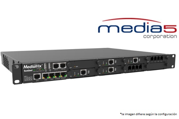 Imagen 3: Mediatrix Sentinel,Base Unit,up to 250SBC sessions