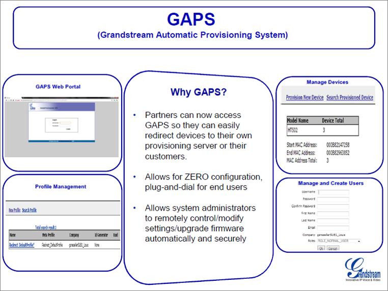 GAPS Grandstream - Avanzada 7