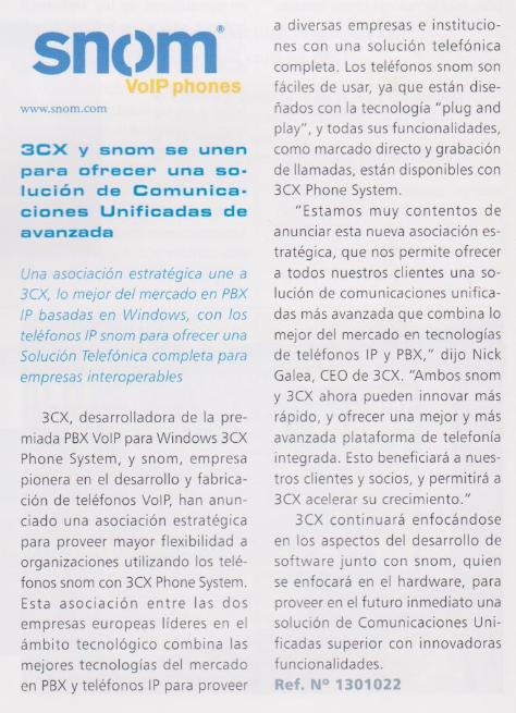 3cx-y-snom-anuncian-sus-soluciones-conjuntas-Avanzada 7