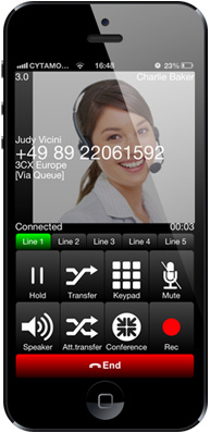 3CX Phone - Avanzada 7