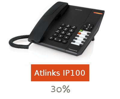 Atlinks IP100 - Avanzada 7