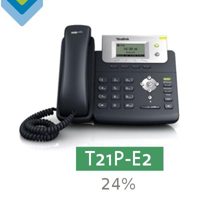 Yealink T21P E2 - Avanzada 7