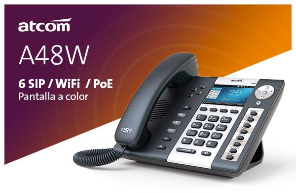 ATCOM A48W - Avanzada 7