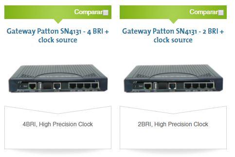 Gateway SN4131 Patton