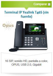 Yealink T46S - Avanzada 7